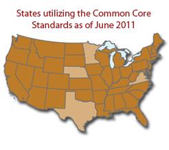 education core standarts