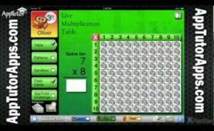 Grade 3 Multiplication app