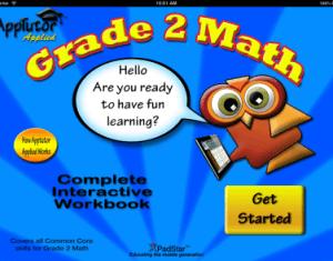 grade 2 math app